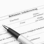 Befristeter Arbeitsvertrag Das Rechtsportal Das Die