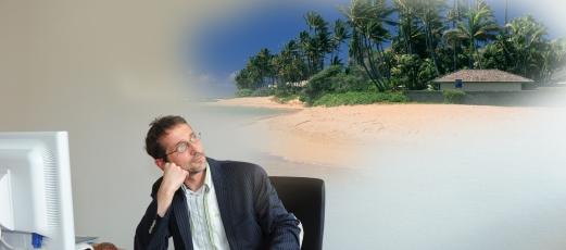 Fürs Neue Jahr Urlaubsplanung Im Büro Das Die