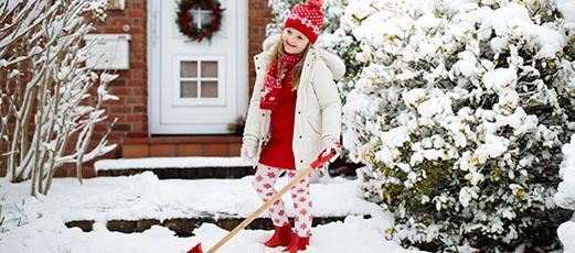 Schneeschippen Vorm Ferienhaus Das Die Rechtsschutzmarke Der Ergo