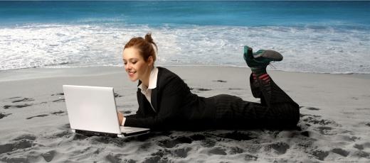 Arbeiten Im Urlaub Das Rechtsportal Das Die
