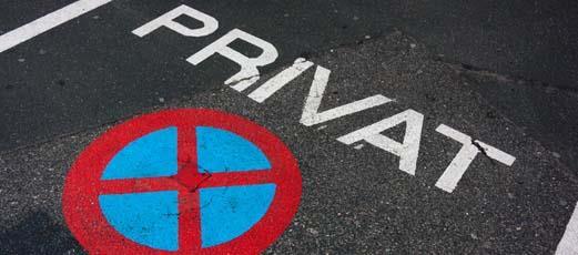 Kundenparkplatz Was Tun Gegen Falschparker Das Die