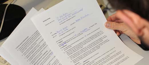 Inhalt Arbeitsvertrag Das Rechtsportal Das Die